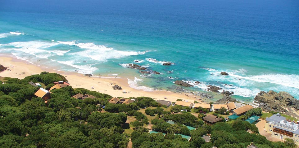 Keurbooms Beach, Plettenberg Bay, South Africa